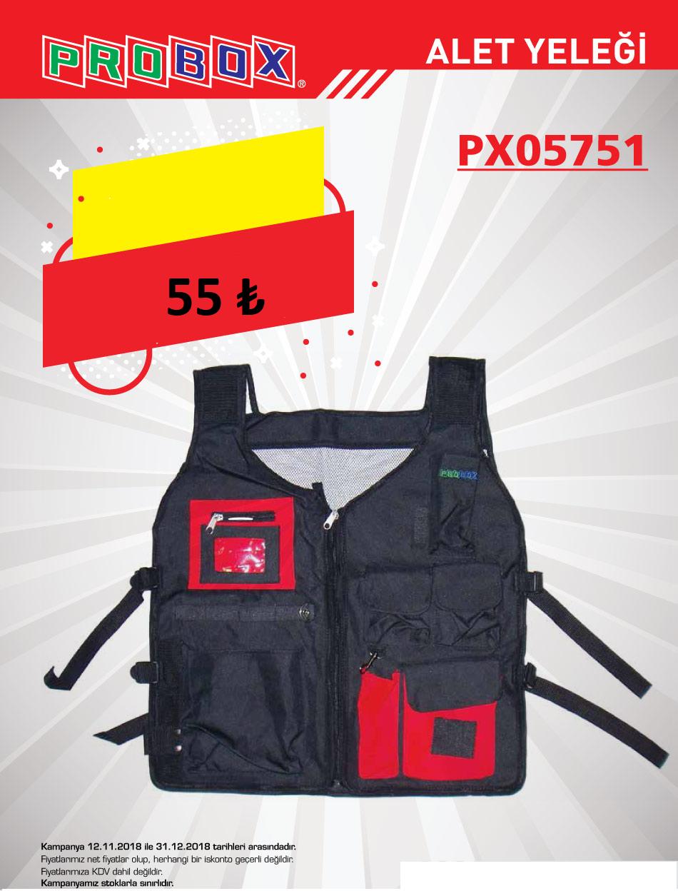 Kampanya - PROBOX PX05751 Alet Yeleği